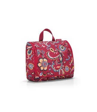 Reisenthel  Reisenthel Necessaire Toiletbag XL Paisley Ruby