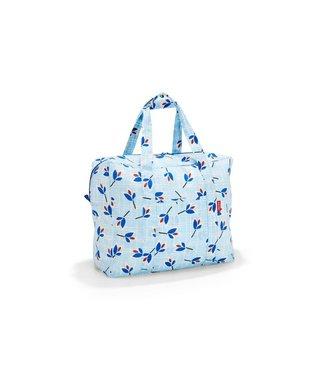 Reisenthel  Reisenthel Reisetasche Mini Maxi Touringbag Leaves Blue