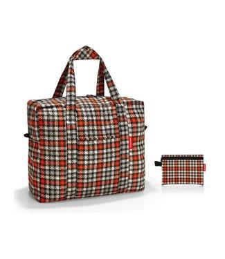 Reisenthel  Reisenthel Reisetasche Mini Maxi Touringbag Glencheck Red