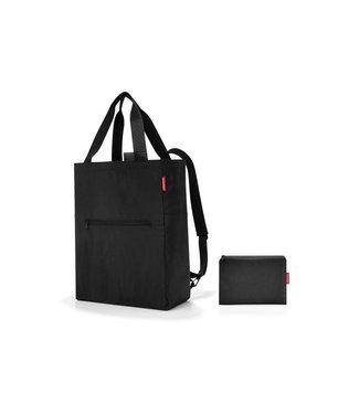 Reisenthel  Reisenthel Rucksack Mini Maxi 2 in 1 Black