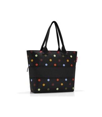 Reisenthel  Reisenthel Tasche Shopper e1 Dots Mehrfarbig/Schwarz