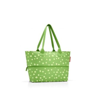 Reisenthel  Reisenthel Tasche Shopper e1 Spots Green Grün