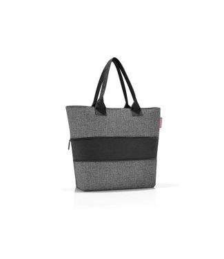 Reisenthel  Reisenthel Tasche E1 Twist Silver Schultertasche
