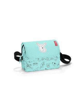 Reisenthel  Reisenthel Kindergartentasche Everydaybag Cats and Dogs Mint
