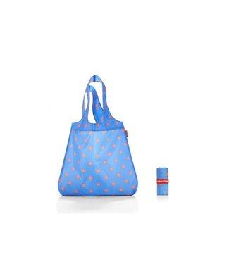 Reisenthel  Reisenthel Tasche Mini Maxi Shopper Azure Dots Blau