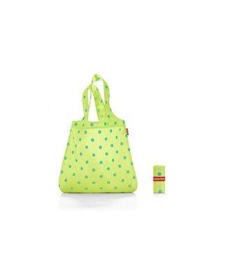 Reisenthel  Reisenthel Tasche Mini Maxi Shopper Lemon Dots Grün