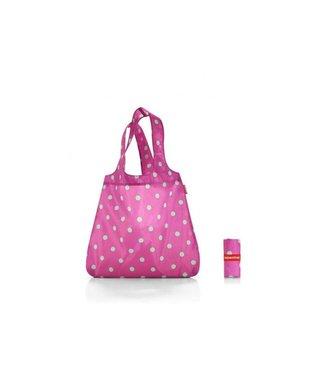 Reisenthel  Reisenthel Tasche Mini Maxi Shopper Magenta Dots Pink