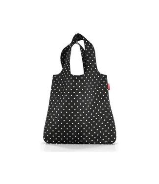 Reisenthel  Reisenthel Tasche Mini Maxi Shopper Mixed Dots Schwarz/Weiss