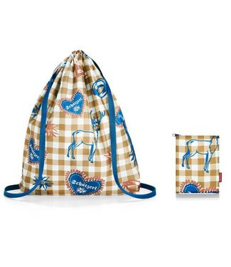 Reisenthel  Reisenthel Turnsack Mini Maxi Sacpack Special Edition Bavaria 4 Ohne Motiv