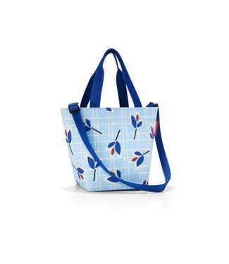 Reisenthel  Reisenthel Schultertasche Shopper XS Leaves Blue