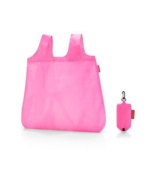 Reisenthel  Reisenthel Tasche Mini Maxi Shopper Pocket Carmine Rose Pink