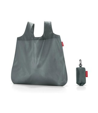 Reisenthel  Reisenthel Tasche Mini Maxi Shopper Pocket Basalt Grau