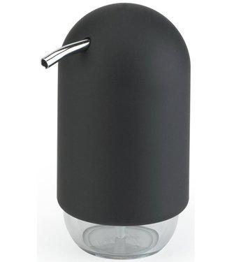 UMBRA Umbra Seifenspender Touch 230 ml, Schwarz