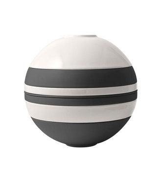 Villeroy & Boch  VILLEROY & BOCH Iconic La Boule black & white, schwarz-weiss