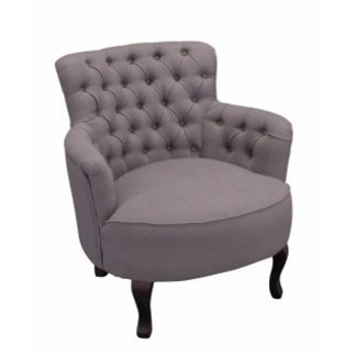 CEES & CO Furniture Sessel Club II Grau