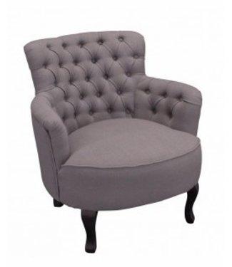 CEES & CO Furniture Sessel Club II Grau