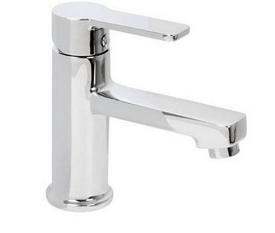 Flat Toiletkraan 1/2 Chroom