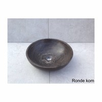 Badmeubel Senza Dynasty 100 Cm Wit of Antraciet