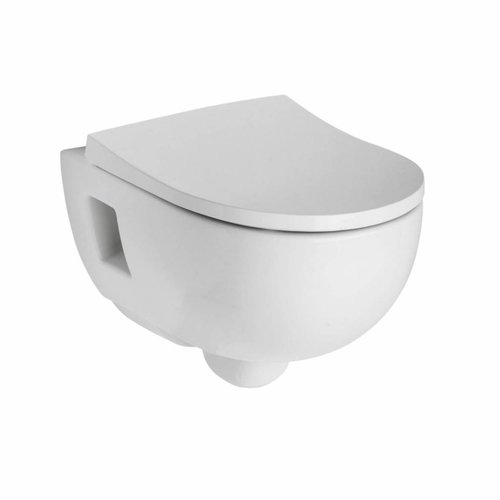 Toiletpot Geberit 300 Wcl 28 Rimfree Met Softclose Zitting