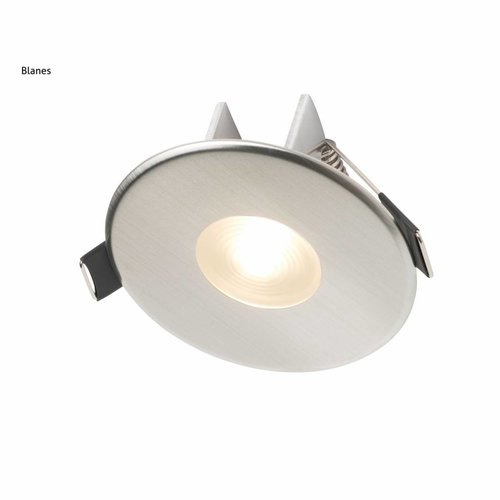 Inbouw Spotlamp Set Blanes Rvs