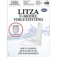 Litza Toiletzitting
