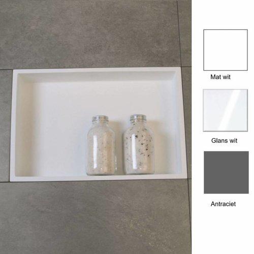 Inbouw nis 44.5X29.5X8 Cm (In 3 Kleuren Verkrijgbaar)
