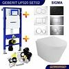 Aqua Splash Up320 Toiletset 02 Vesta Met Sigma Drukplaat