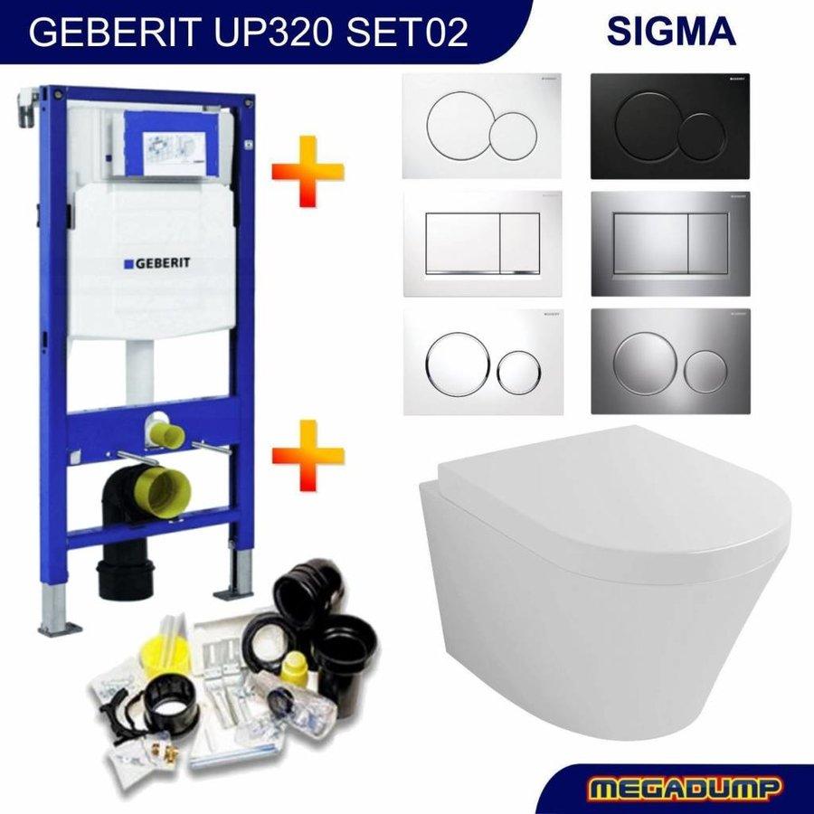 Up320 Toiletset 02 Vesta Met Sigma Drukplaat
