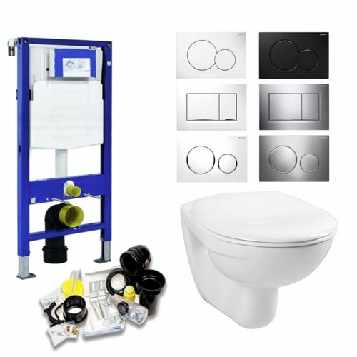Up320 Toiletset 03 Megasplash Basic Smart Met Bril En Drukplaat