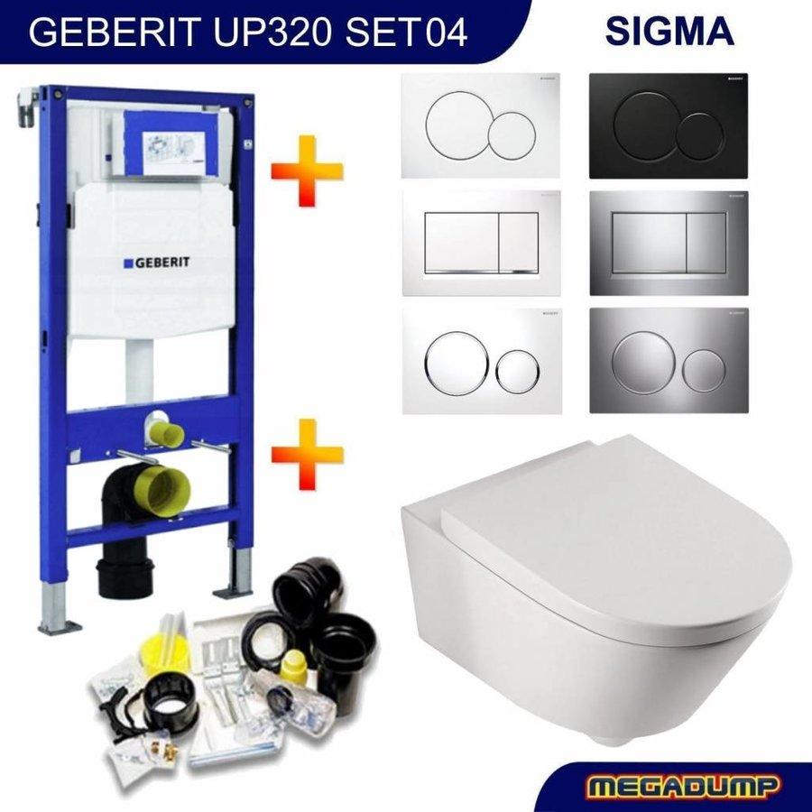 Up320 Toiletset 04 Aqua Splash Metro Met Bril En Drukplaat