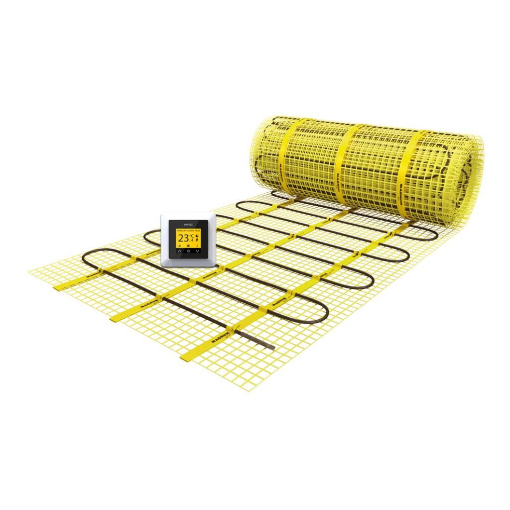 Elektrische Vloerverwarming 12 M�