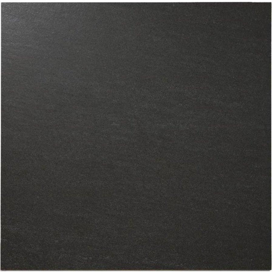 Vloertegel 60x60 Antraciet.Jvdw Vloertegel Piccadilly Antracite 60x60 P M