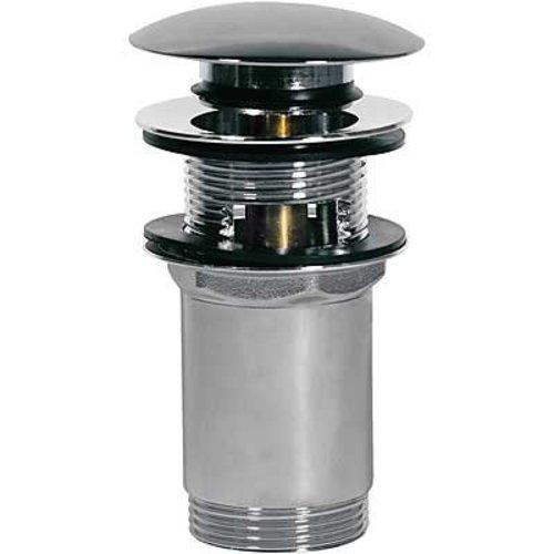Complementos Afvoerplug met overloop Ø66mm CLICK?CLACK 13454160