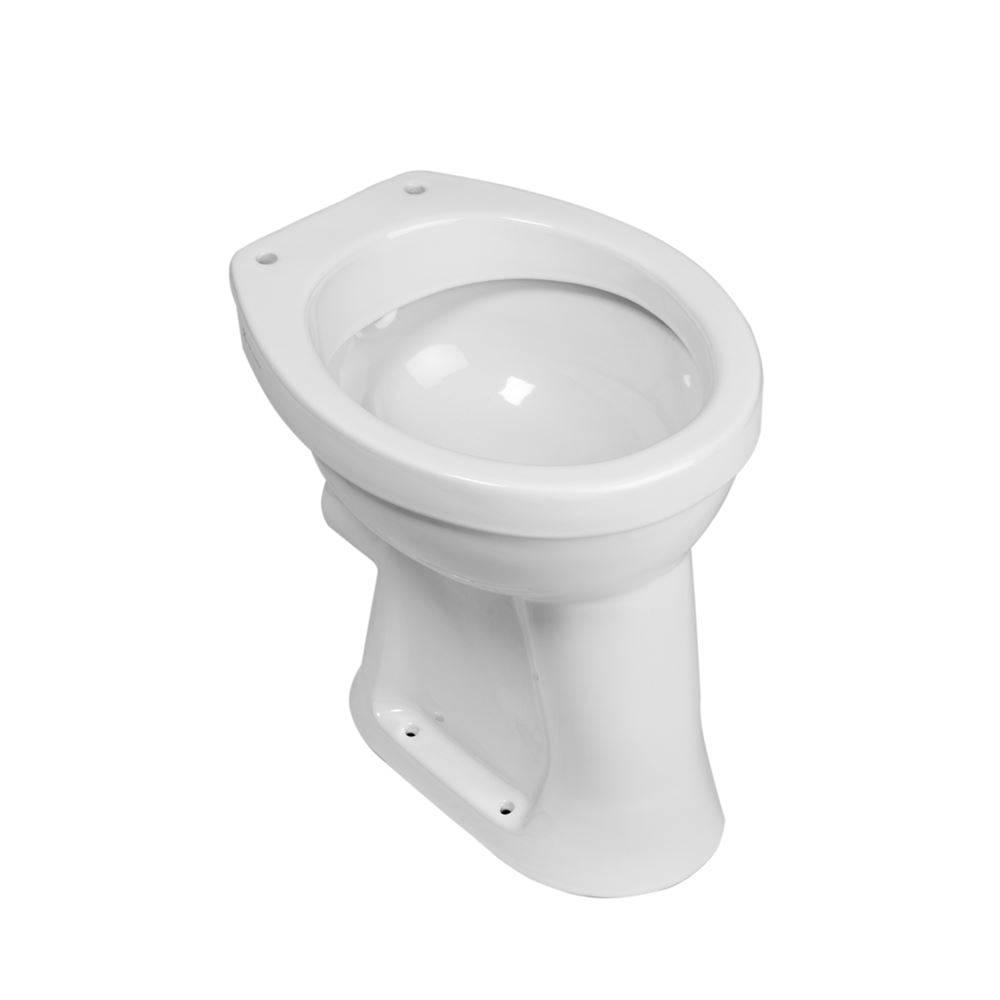 Verhoogde Wc Pot.Aqua Splash Staande Verhoogde Toiletpot Vlakspoel Wit Toiletten