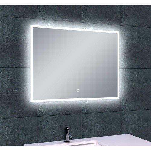 Quattro Led Spiegel 80X60Cm