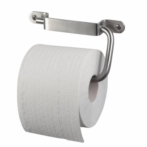 Toiletrolhouder Haceka Ixi Zonder Klep RVS