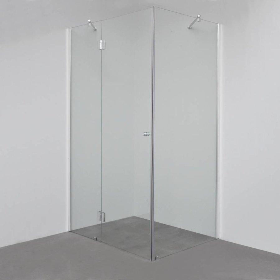 Douchecabine Rechthoekig Light 120X90X200 Cm 6 Mm Glas