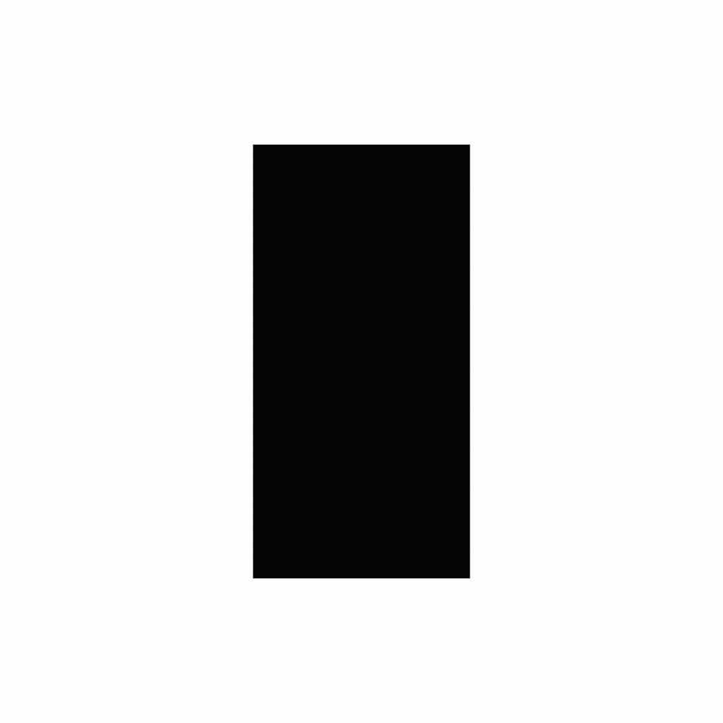 Wandtegel Eclipse Negro 30X60 P/M�
