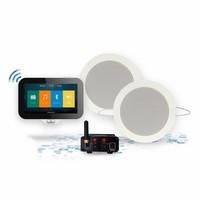 Music Center N-Joy Controller (Ipx7) + Wand Lader + Twist Speakerset + Mini-Box / 50 Watt