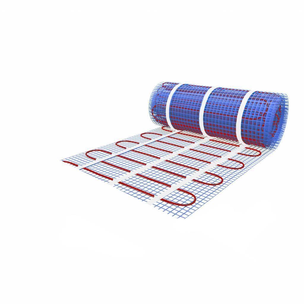 Easy Heat Elektrische Vloerverwarming 12 M2 | Vloerverwarming ...