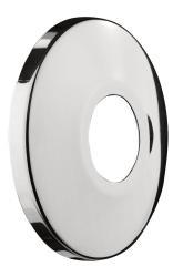 Chroom kraanrozet 3/4x10mm