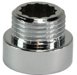 Kraanverlengkoppeling 1/2 x 10 Chr