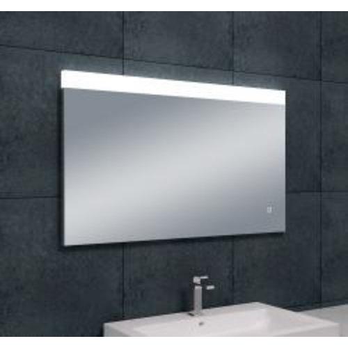 Wiesbaden Single dimbare LED condensvrije spiegel 1000x600