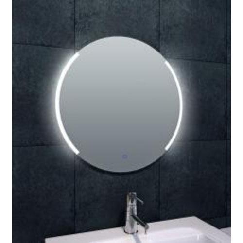 Wiesbaden Round dimbare LED condensvrije spiegel rond 600