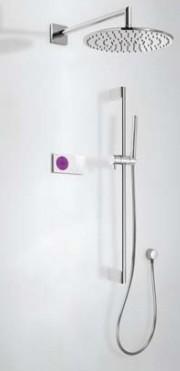 Elektronische Douchethermostaat Set Type 16