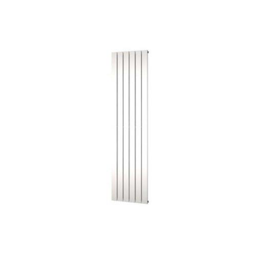 Designradiator Plieger Cavallino Retto Enkel 999 Watt Middenaansluiting 200x45 cm Wit