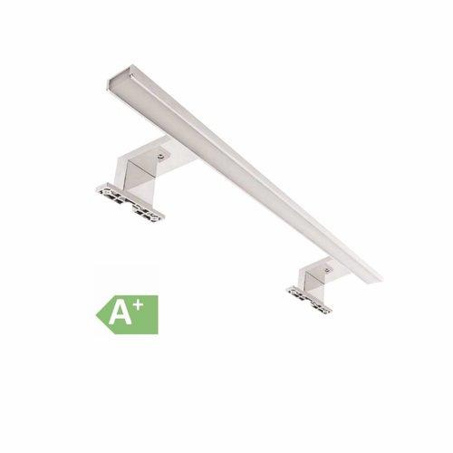 Spiegel Verlichting Lanesto Slide LED Warm Wit 60 cm Chroom