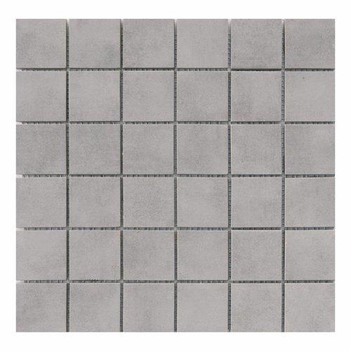 Mozaïektegel Cristacer Pascal Gris 33.3x33.3cm (Per mat)