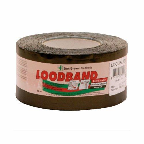 Den Braven Zwaluw Loodband 150mm rol a 10 meter