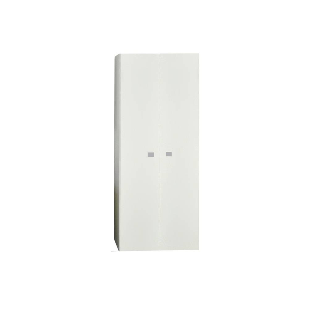 badkamer kolomkast Sanicare Q5 2 Soft-Close Deuren 160 cm Antraciet Sanicare